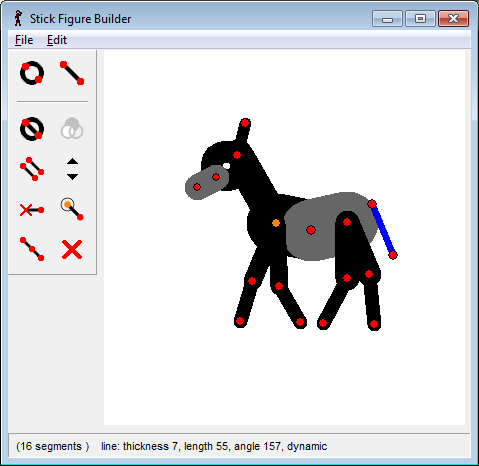 gratuitement pivot stickfigure animator 4