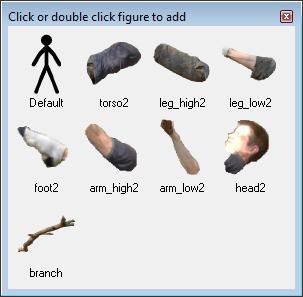火柴人视频软件教程:如何操做图形控制?